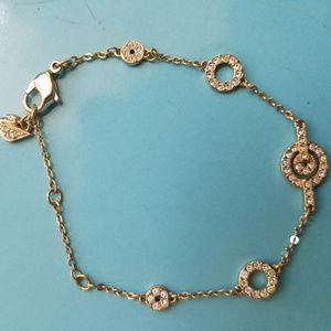 Swarovski Crystal Pave Bracelet